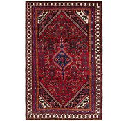 Link to 5' 10 x 9' 3 Hamedan Persian Rug