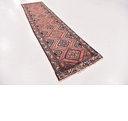 Link to 2' 8 x 10' 9 Chenar Persian Runner Rug