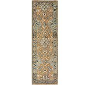 Link to 97cm x 318cm Mahal Persian Runner Rug
