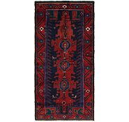 Link to 4' x 8' 7 Saveh Persian Runner Rug