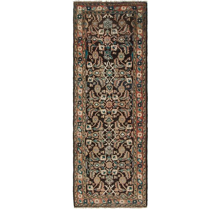 3' 6 x 10' 2 Mahal Persian Runner Rug