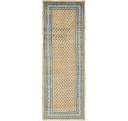 Link to 3' 7 x 10' 10 Farahan Persian Runner Rug