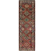 Link to 3' 7 x 11' 7 Chenar Persian Runner Rug