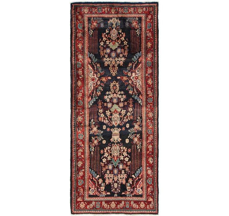 3' 10 x 9' 6 Mahal Persian Runner Rug