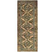 Link to 3' 8 x 9' 10 Saveh Persian Runner Rug