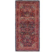 Link to 115cm x 245cm Mahal Persian Runner Rug