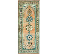 Link to 107cm x 287cm Farahan Persian Runner Rug