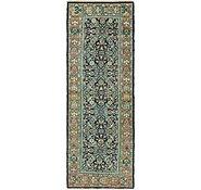 Link to 107cm x 312cm Mahal Persian Runner Rug