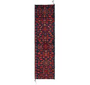 Link to 1' 9 x 7' 6 Hossainabad Persian Runner Rug
