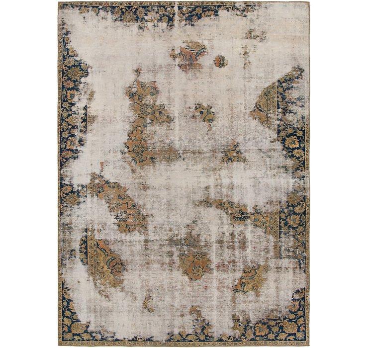 7' 7 x 10' 9 Ultra Vintage Persian Rug