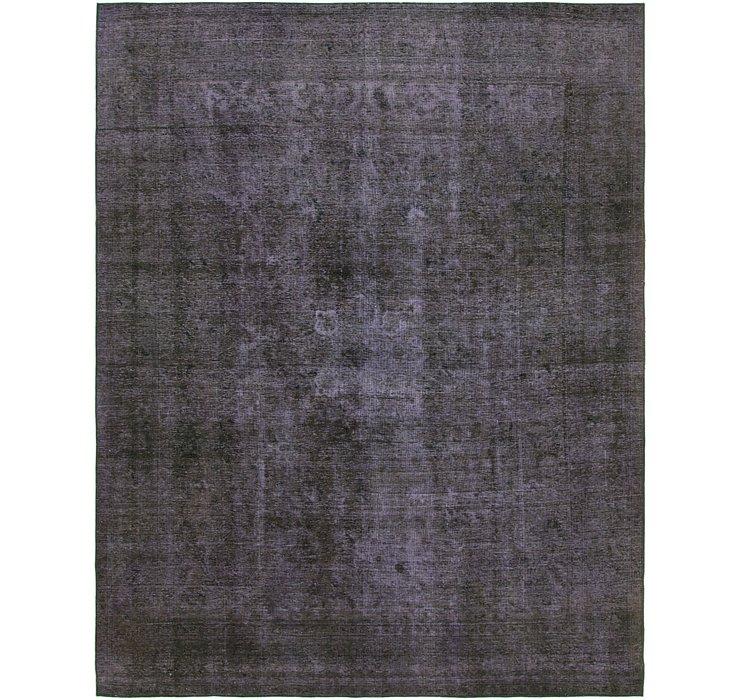 9' 9 x 12' 5 Ultra Vintage Persian Rug