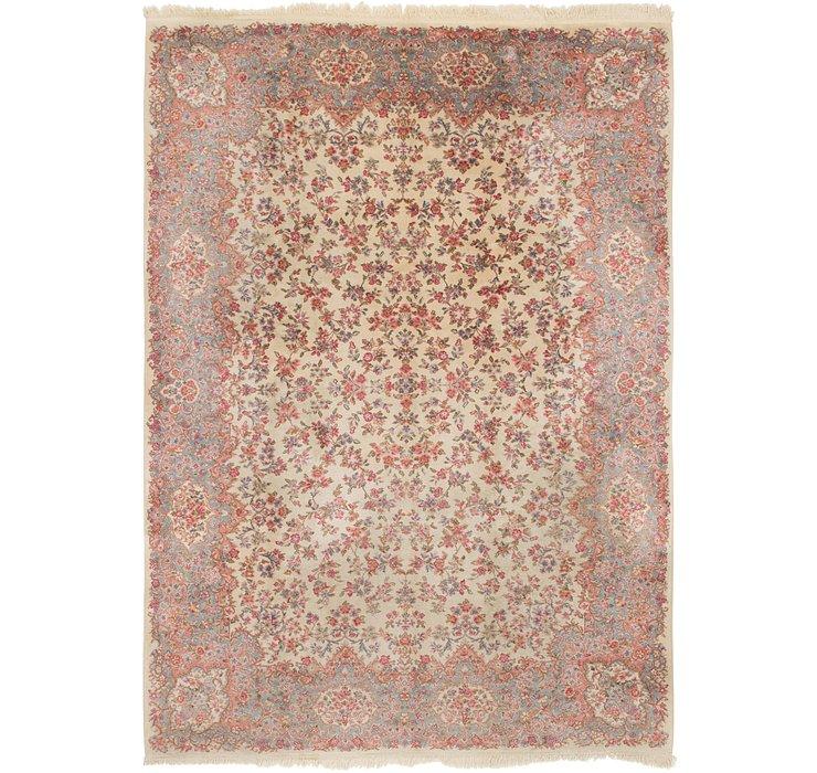 8' 7 x 12' 2 Kerman Persian Rug
