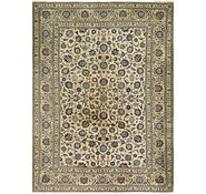 Link to 9' x 12' 2 Kashan Persian Rug