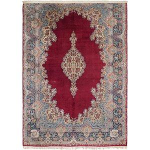 HandKnotted 11' 2 x 15' Kerman Persian Rug