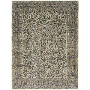 10' 3 x 13' 2 Kashan Persian Rug