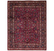 Link to 10' 5 x 13' 2 Mashad Persian Rug