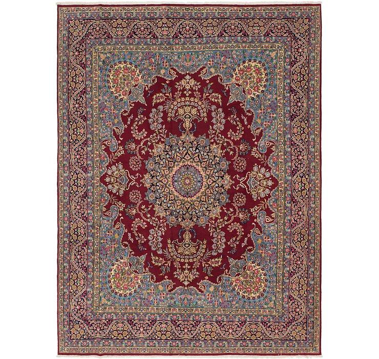10' x 13' 7 Kerman Persian Rug