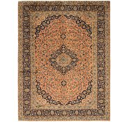 Link to 10' x 13' 3 Kashan Persian Rug