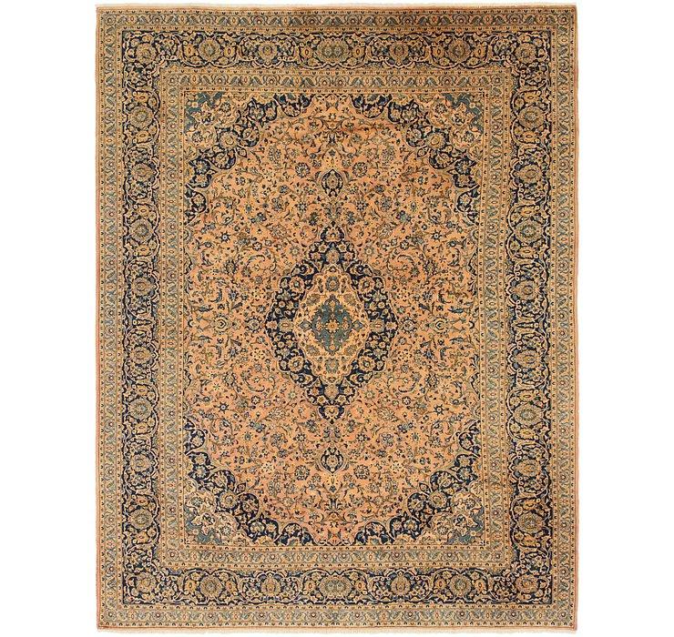 300cm x 400cm Kashan Persian Rug