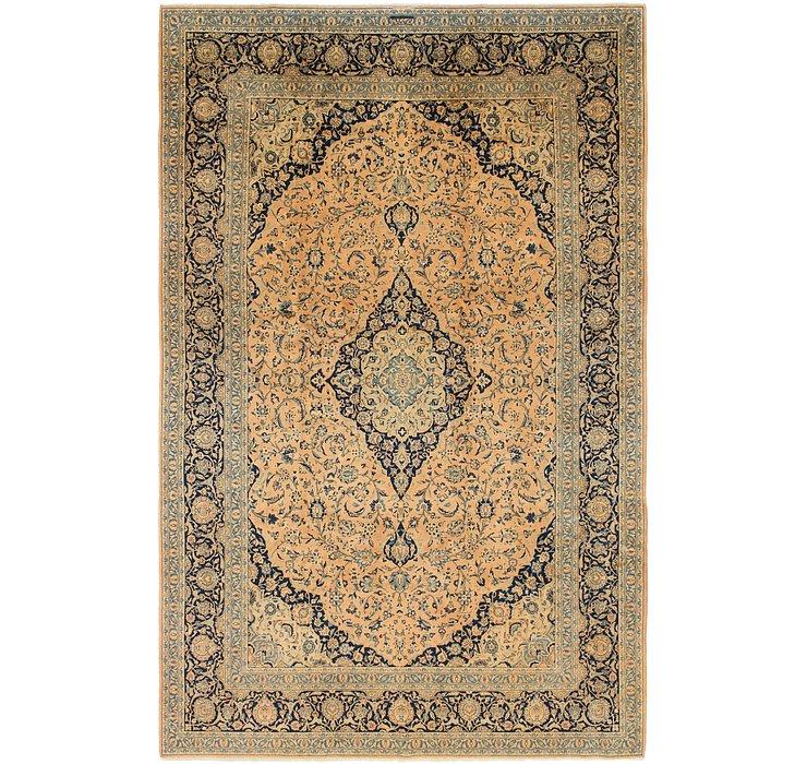 8' 10 x 13' 9 Kashan Persian Rug