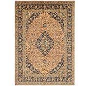 Link to 300cm x 417cm Kashan Persian Rug