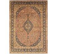 Link to 10' x 14' 2 Kashan Persian Rug