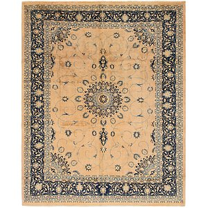 Link to 10' x 12' 7 Mashad Persian Rug item page