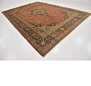 Link to 10' 7 x 15' Kashan Persian Rug