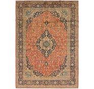 Link to 10' 7 x 15' Kashan Persian Rug