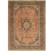 Link to 9' 10 x 13' 5 Kashan Persian Rug