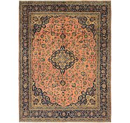 Link to 9' 7 x 12' 6 Kashan Persian Rug