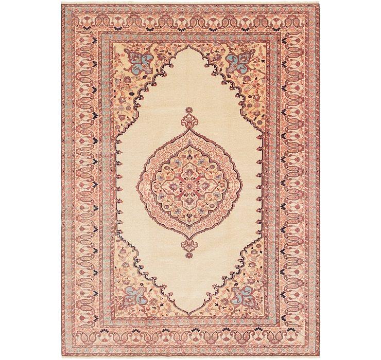 6' 8 x 9' 2 Shirvan Persian Rug