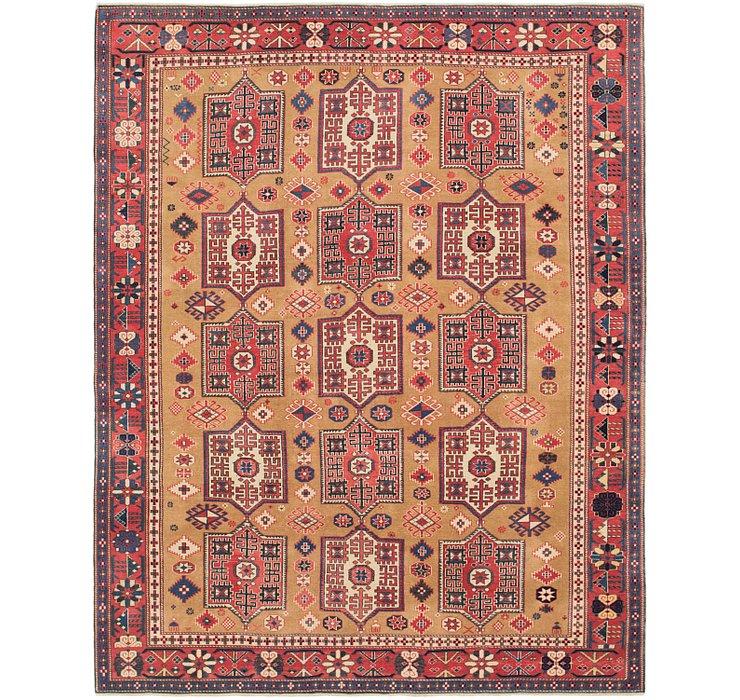 6' 10 x 8' 8 Shirvan Persian Rug