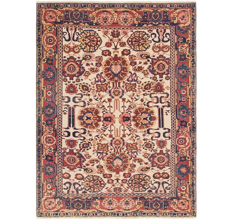 6' 3 x 8' 7 Shirvan Persian Rug