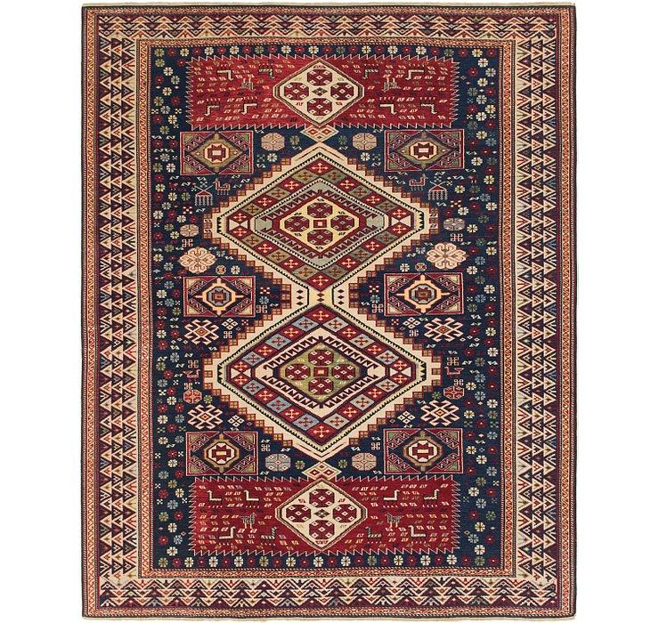 6' 8 x 8' 3 Shirvan Persian Rug