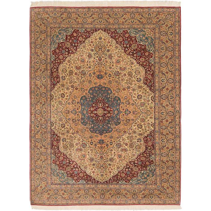 8' 4 x 11' 2 Hereke Oriental Rug