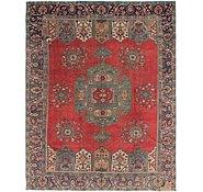 Link to 9' 6 x 12' 3 Tabriz Persian Rug