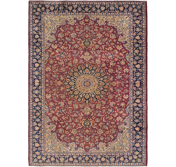 10' 3 x 14' 2 Isfahan Persian Rug