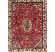 Link to 9' 3 x 12' 3 Tabriz Persian Rug