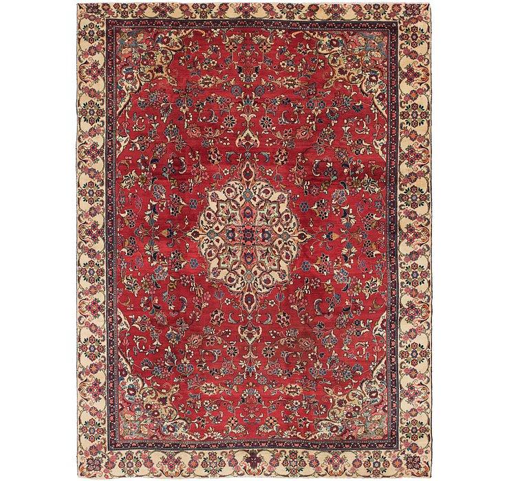 9' 3 x 12' 3 Tabriz Persian Rug