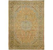 Link to 9' 8 x 13' 5 Mashad Persian Rug