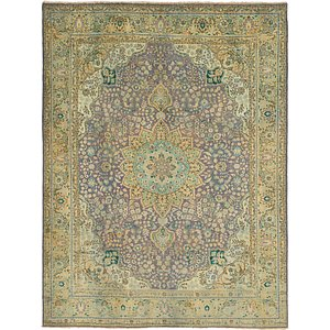 Link to 310cm x 410cm Tabriz Persian Rug item page