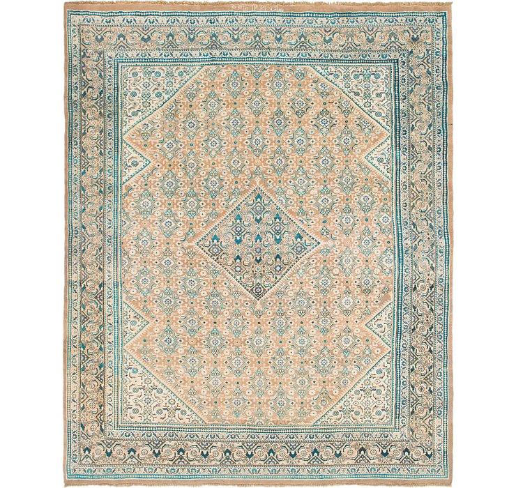 9' 10 x 12' 2 Farahan Persian Rug