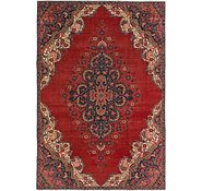 Link to 7' 3 x 10' 9 Tabriz Persian Rug