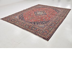 Link to 290cm x 378cm Mashad Persian Rug item page