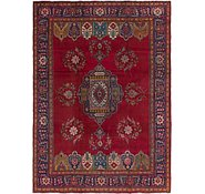 Link to 9' 7 x 13' 2 Tabriz Persian Rug