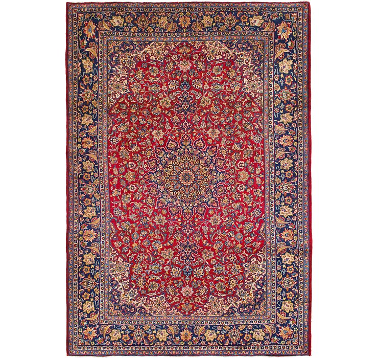 305cm x 435cm Isfahan Persian Rug