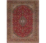 Link to 10' 2 x 13' 8 Kashan Persian Rug