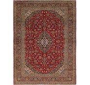 Link to 10' 2 x 13' 8 Kashan Persian Rug