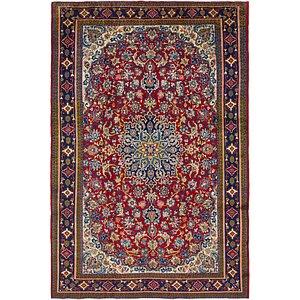 9' 7 x 14' 4 Isfahan Persian Rug